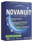 Acheter Novanuit Triple Action Comprimés B/30 à VITRE