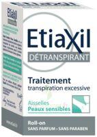 Etiaxil Aisselles Détranspirant peau sensibles Roll-on/15ml à VITRE