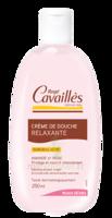 Rogé Cavaillès Crème De Douche Beurre D'amande Et Rose 250ml