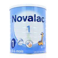 Novalac 1 Lait En Poudre 1er âge B/800g à VITRE