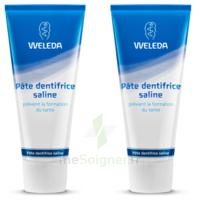 Weleda Duo Pâte Dentifrice Saline 150ml à VITRE