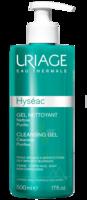 Hyseac Gel Nettoyant Doux Fl Pompe/500ml à VITRE