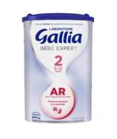 Gallia Bebe Expert Ar 2 Lait En Poudre B/800g à VITRE