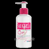 Saugella Girl Savon Liquide Hygiène Intime Fl Pompe/200ml à VITRE