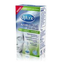 Optone Actimist Spray Oculaire Yeux Fatigués + Inconfort Fl/10ml à VITRE