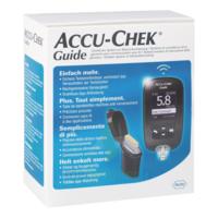 Accu-chek Guide Lecteur De Glycémie Mg/dl Set à VITRE