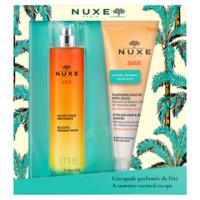 Nuxe Sun Eau Délicieuse Parfumante 100ml+shampoing Douche à VITRE
