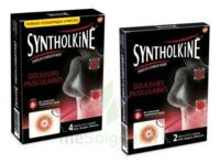 SYNTHOLKINE PATCH PETIT FORMAT, bt 4 à VITRE
