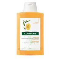 Klorane Beurre De Mangue Shampooing Cheveux Secs 200ml à VITRE