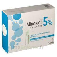 Minoxidil Bailleul 5 % Solution Pour Application Cutanée 3 Fl/60ml à VITRE