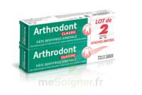 Pierre Fabre Oral Care Arthrodont Dentifrice Classic Lot De 2 75ml à VITRE