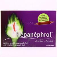 HEPANEPHROL, solution buvable en ampoule à VITRE