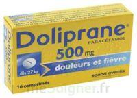 Doliprane 500 Mg Comprimés 2plq/8 (16) à VITRE
