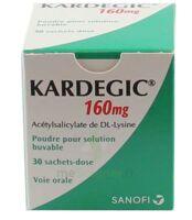 Kardegic 160 Mg, Poudre Pour Solution Buvable En Sachet à VITRE