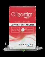 OLIGOSTIM Cuivre Or Argent Cpr subl T/40 à VITRE