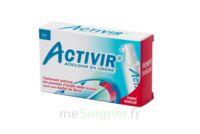 ACTIVIR 5 % Cr T pompe /2g à VITRE