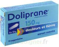 Doliprane 150 Mg Suppositoires 2plq/5 (10) à VITRE