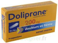 Doliprane 200 Mg Suppositoires 2plq/5 (10) à VITRE