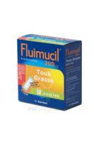 FLUIMUCIL EXPECTORANT ACETYLCYSTEINE 200 mg ADULTES SANS SUCRE, granulés pour solution buvable en sachet édulcorés à l'aspartam et au sorbitol à VITRE