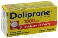 Doliprane 1000 Mg Comprimés Effervescents Sécables T/8 à VITRE