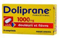 Doliprane 1000 Mg Comprimés Plq/8 à VITRE