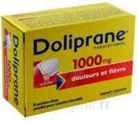 Doliprane 1000 Mg Poudre Pour Solution Buvable En Sachet-dose B/8 à VITRE