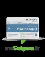 GRANIONS DE MAGNESIUM 3,82 mg/2 ml S buv 30Amp/2ml à VITRE