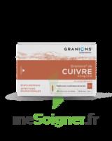 GRANIONS DE CUIVRE 0,3 mg/2 ml S buv 30Amp/2ml à VITRE