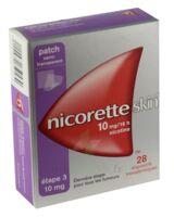 Nicoretteskin 10 Mg/16 H Dispositif Transdermique B/28 à VITRE