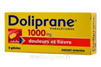 Doliprane 1000 Mg Gélules Plq/8 à VITRE