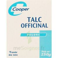 Cooper Talc, Bt 250 G à VITRE