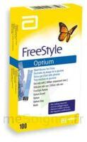 Freestyle Optium électrode B/100 à VITRE