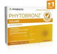 Phytobronz Solaire Caps tous types de peaux 2B/30 à VITRE