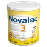 Novalac 3 Croissance lait en poudre 800g à VITRE