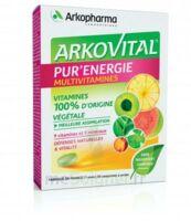 Arkovital Pur'Energie Multivitamines Comprimés dès 6 ans B/30 à VITRE