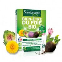Santarome Bio Gélules Bien-être du foie B/30 à VITRE
