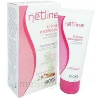 NETLINE CREME DEPILATOIRE VISAGE ZONES SENSIBLES, tube 75 ml à VITRE