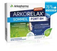 Arkorelax Sommeil Fort 8H Comprimés B/15 à VITRE