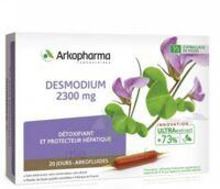 Arkofluide Bio Ultraextract Desmodium Solution buvable 20 Ampoules/10ml à VITRE