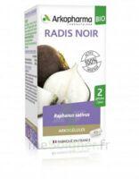 Arkogélules Radis noir Bio Gélules Fl/40 à VITRE