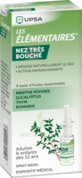 LES ELEMENTAIRES Solution nasale nez très bouché 15ml à VITRE