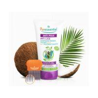 Puressentiel Anti-poux Shampooing Masque Traitant 2 En 1 Anti-poux Avec Peigne - 150 Ml à VITRE