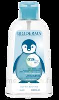 ABCDERM H2O Solution sans rinçage nettoyante bébé Fl pompe/1L à VITRE