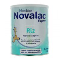 Novalac Riz Lait poudre 0-36mois B/800g à VITRE