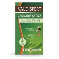 Valdispert Cannabis Sativa Caps Liquide B/24 à VITRE