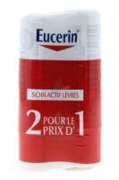 Lip Activ Soin Actif Levres Eucerin 4,8g X2 à VITRE