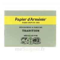 Papier D'arménie Traditionnel Feuille Triple à VITRE