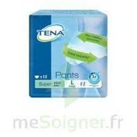 Tena Pants Super Slip Absorbant Incontinence Urinaire Large Sachet/12 à VITRE