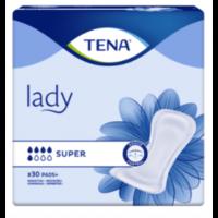 Tena Lady Protection Anatomique Adhésive Super Sachet/30 à VITRE
