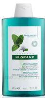 Klorane Menthe Aquatique Shampooing Détox 400ml à VITRE